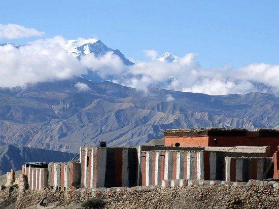 Mustang Tybetańskie Królestwo Za Annapurną Ceneriapl