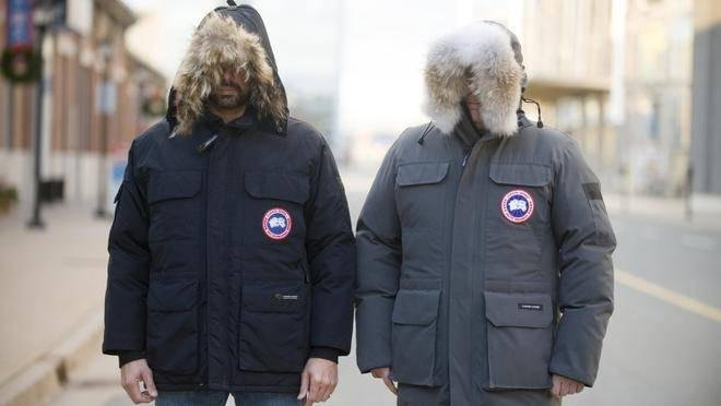 canada goose Expedition tanio