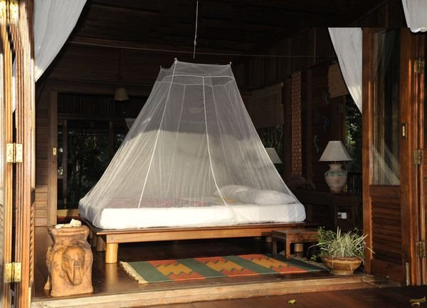 Moskitiera COCOON TRAVEL NET DOUBLE