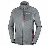 Bluza męska Jackson Creek II Full Zip / COLUMBIA