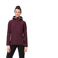 Kurtka Sky Point Hoody Woman / JACK WOLFSKIN